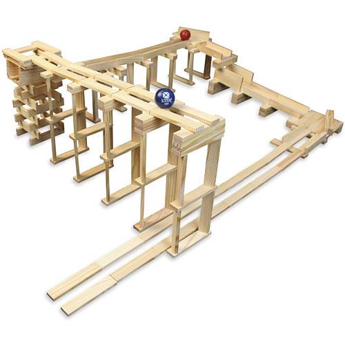 Keva Contraptions: 200 Plank Set