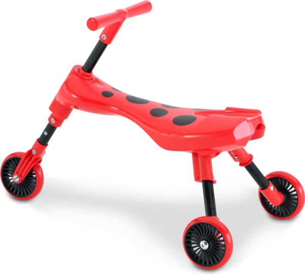 The Bugs Scuttlebug Beetle - Red/Black