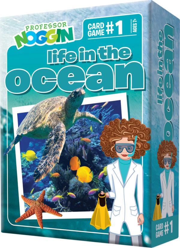 Prof. Noggin Life In The Ocean