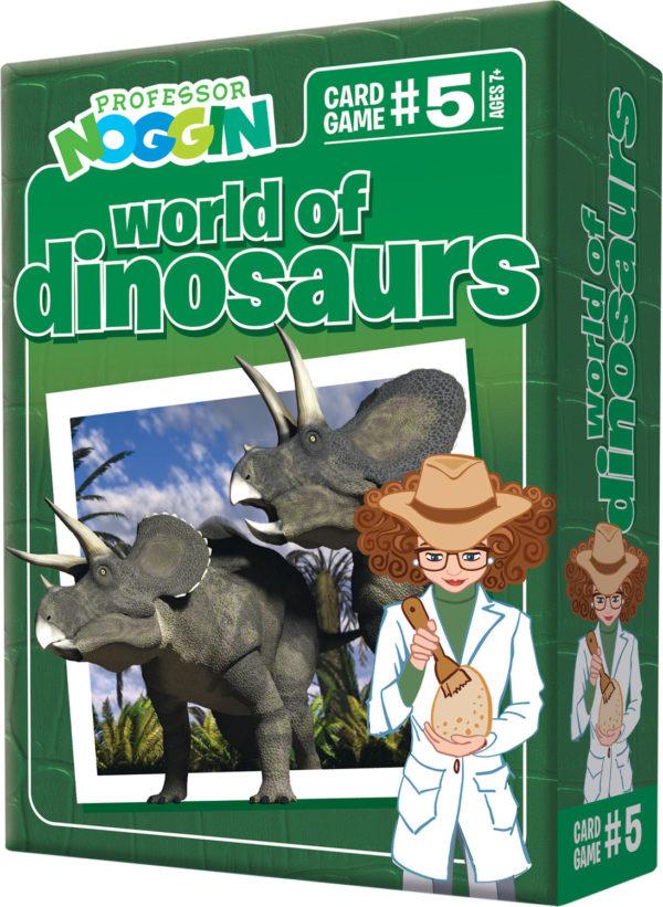 Prof. Noggin World Of Dinosaurs