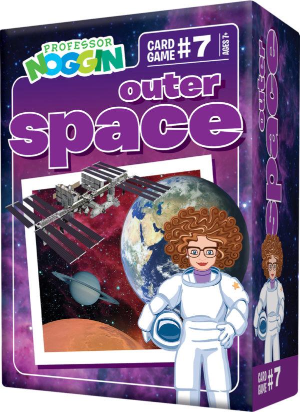 Prof. Noggin Outer Space