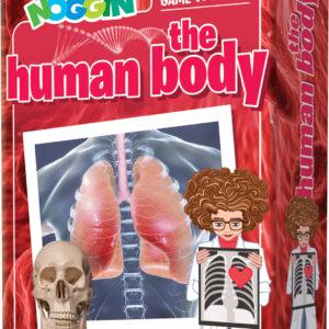Prof. Noggin The Human Body
