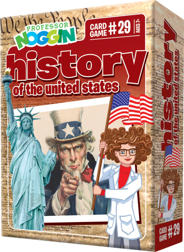 Prof. Noggin History Of The Us