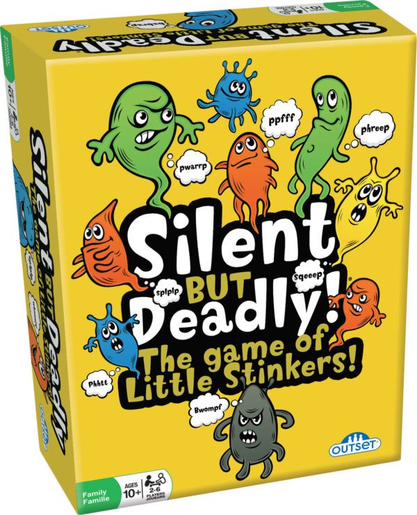 Silent But Deadly (Box)