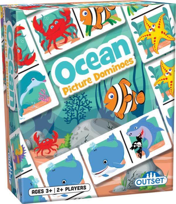 Picture Dominoes: Ocean