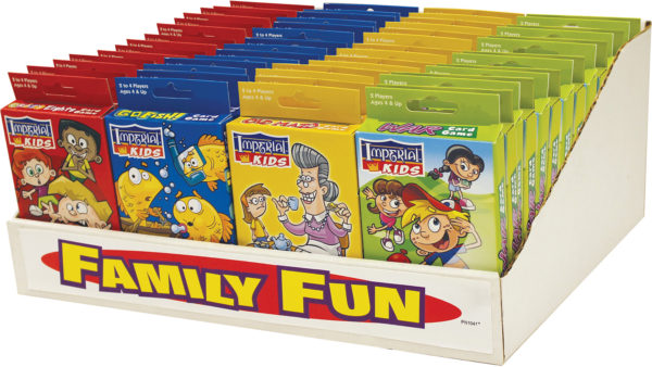 Kids Cards PDQ