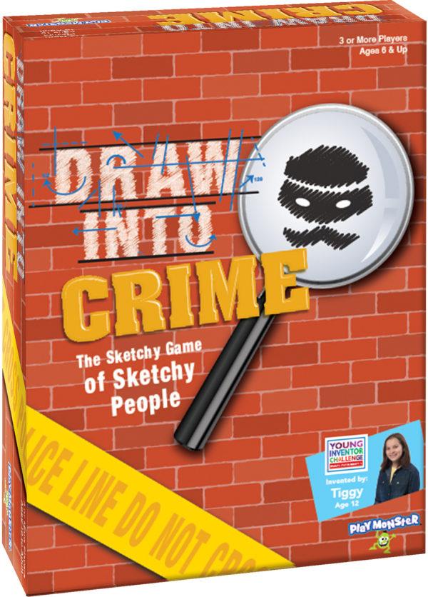 Drawn Into Crime