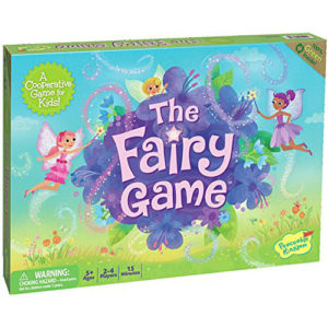 Peaceable Kingdom The Fairy Game Cooperative Game for Kids