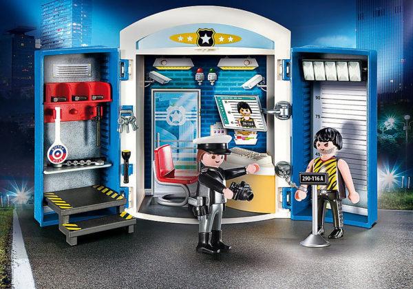 Police Station Play Box