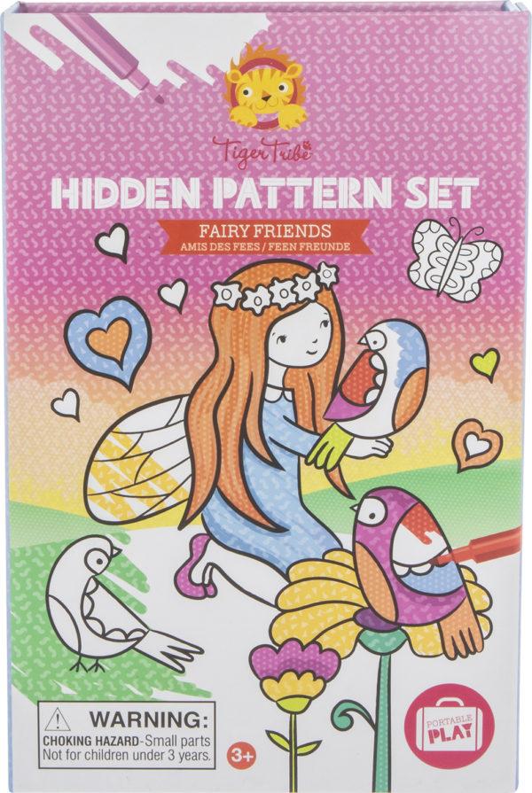 Fairy Friends - Hidden Pattern