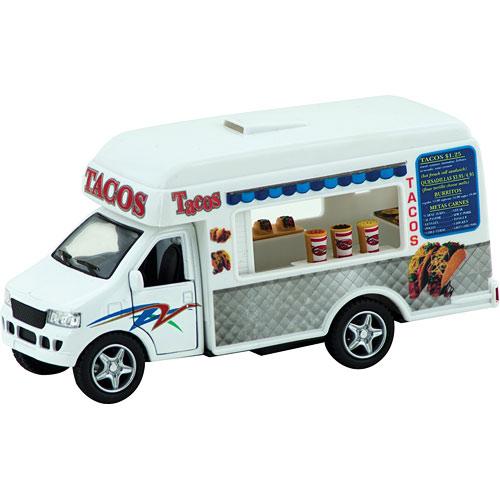 Diecast Food Truck Ast