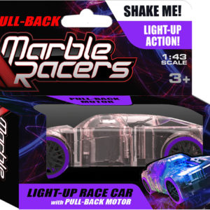 Pull-Back Marble Racers PDQ