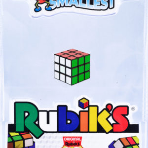 Worlds Smallest Rubik'S