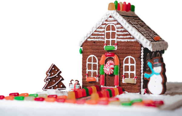 Gingerbread House Baking Party