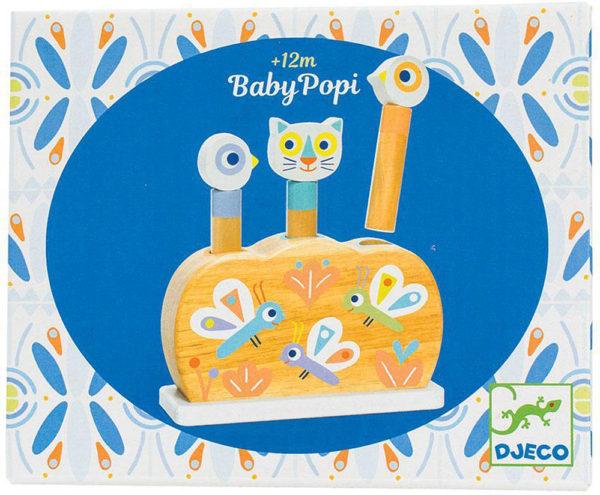 Baby Popi Pop-Up Toy