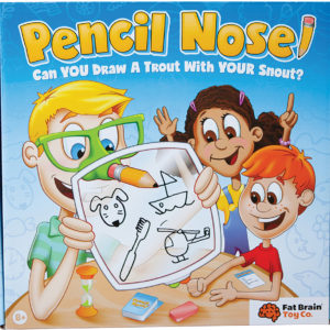 Pencil Nose! Game