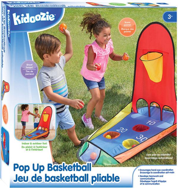 Kidoozie Pop Up Basketball Game