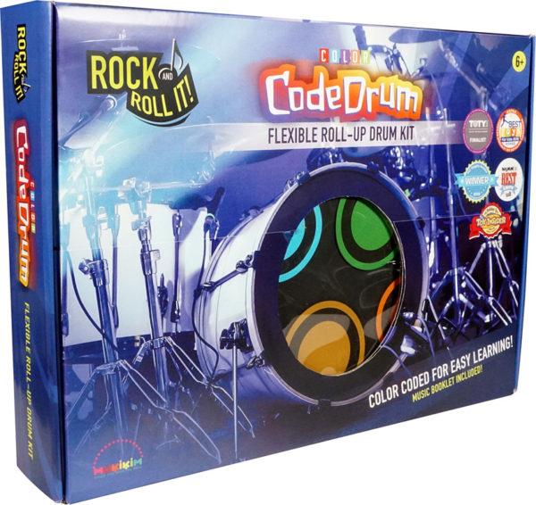 Rock & Roll It! CodeDrum