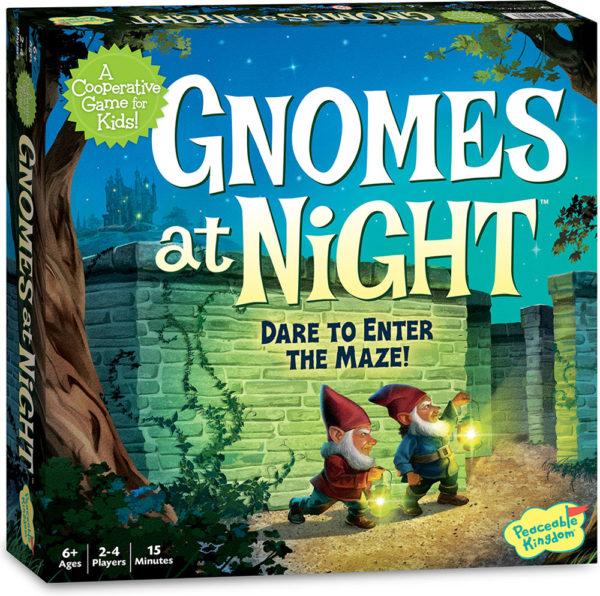 Gnomes at Night Game