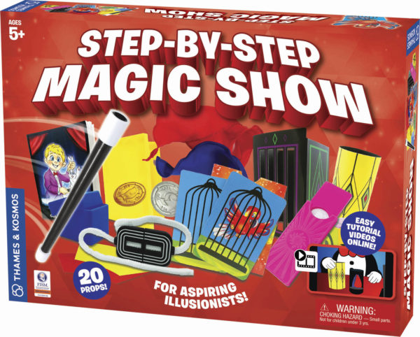 Step-by-Step Magic Show