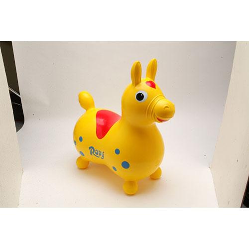 Rody Horse Yellow