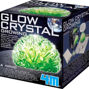 GLOW CRYSTAL GROWING KIT