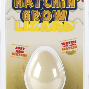Hatchin' Grow Gator & Lizard