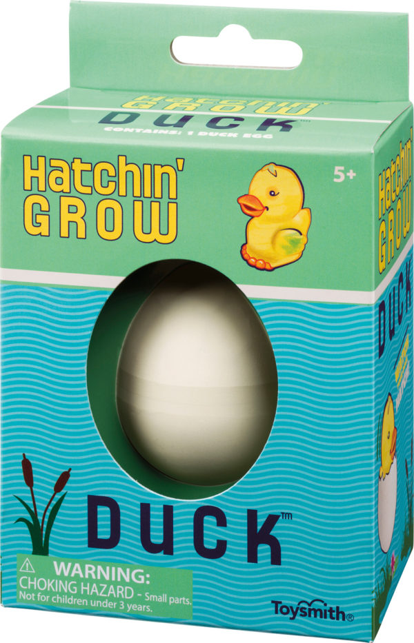 Hatchin' Grow Duck