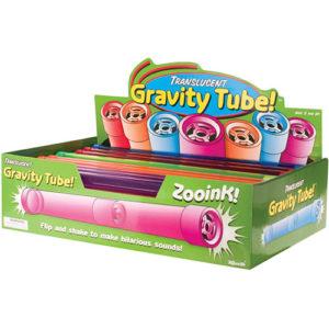 Translucent Gravity Tube