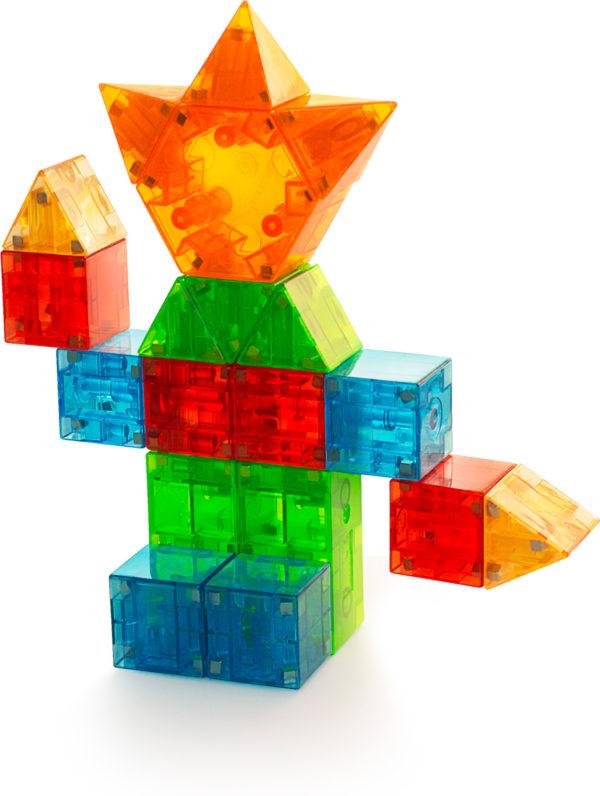 Magna-Qubix 19 Piece Set
