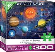 300pc XL Puzzle Pieces The Solar System
