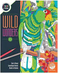 CBN- Wild Wonders- Book 4