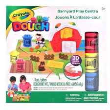 Crayola Dough Farm Playset