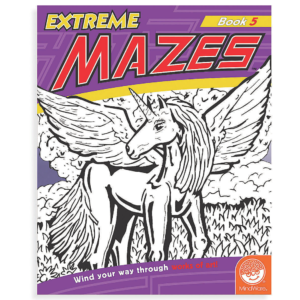 EXTREME MAZES: BOOK 5 mindware