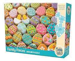 Easter Cookies (Family)