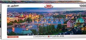Panoramic Puzzles- Prague Czech Republic