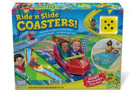 Ride N Slide Coasters