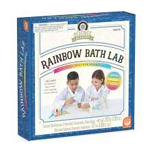 Science Academy Rainbow Bath Lab
