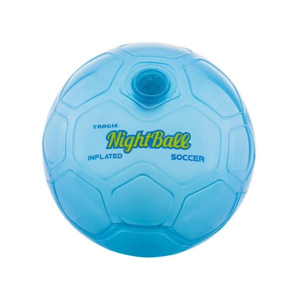 Tangle Night Ball Inflatable Blue