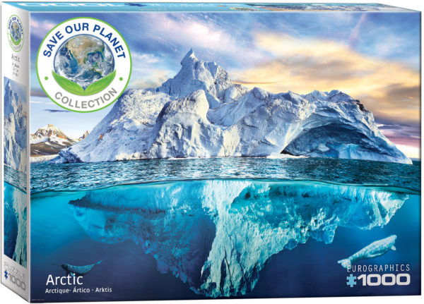 SAVE OUR PLANET 1000 pc COLLECTION - Artic