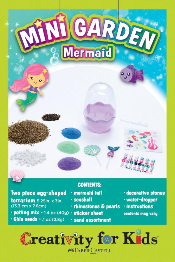 Mini Garden - Mermaid