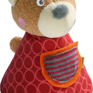 Clutching Soft Toy Beke The Bear