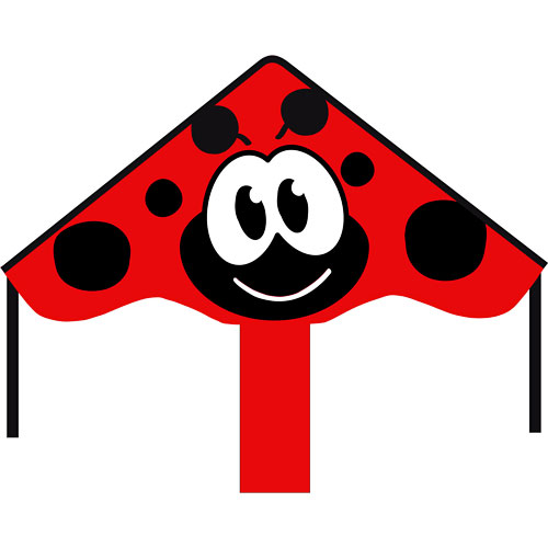 """Simple Flyer Ladybug 33"""""""