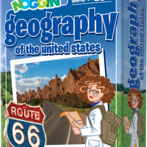 Prof. Noggin Geography Of The Us