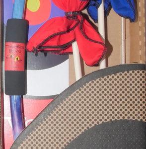 Blue Tie-Dye Packaged Box Set