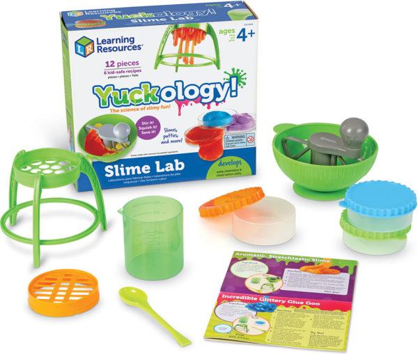 Yuckology! Slime Lab