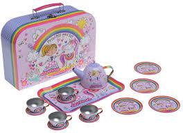 15pc Princess Unicorn Tea Set