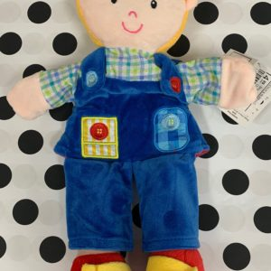 Boy Puppet (Blue Outfit)