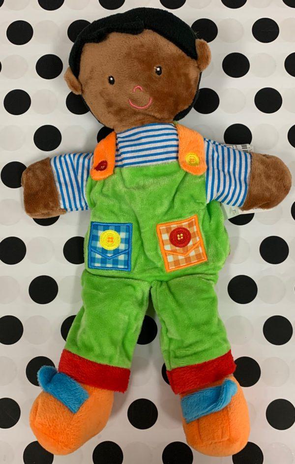 Boy Puppet (Green Outfit)