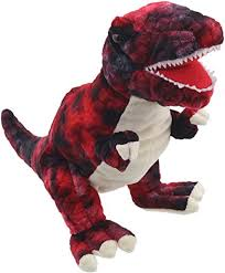 Baby T-Rex (Red)